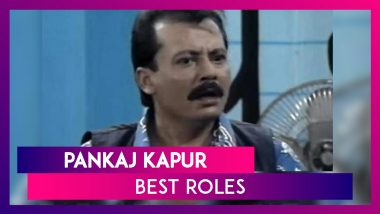 Pankaj Kapur Birthday Special: 7 Roles Of The Legendary Actor Which Prove What A Genius He Is