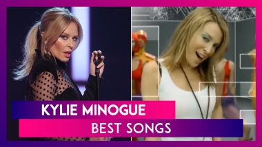 Kylie Minogue Birthday: 5 Most Sensational Songs