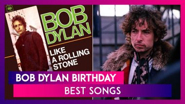 Bob Dylan Birthday: 5 Greatest Hits Of the Legendary Artist