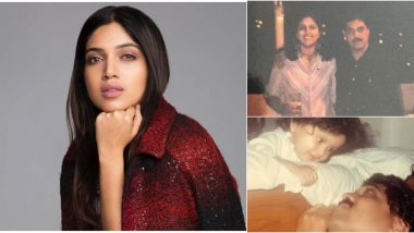 Bhumi Pednekar Shares an Emotional Post on Late Father's Birthday, Says 'You Taught Us To Love All And Made Us Strong'