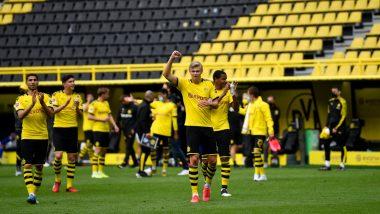 Augsburg vs Borussia Dortmund, Bundesliga 2020–21 Live Streaming Online: How to Get AUG vs DOR Match Live Telecast on TV & Free Football Score Updates in Indian Time?