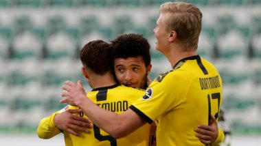 SC Paderborn vs Borussia Dortmund, Bundesliga 2019–20 Live Streaming Online: How to Get PBD vs DOR Match Live Telecast on TV & Free Football Score Updates in Indian Time?