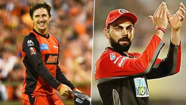 Brad Hogg Picks Virat Kohli As Captain in His All-Time IPL XI; Rohit Sharma, MS Dhoni Also Included in the Side