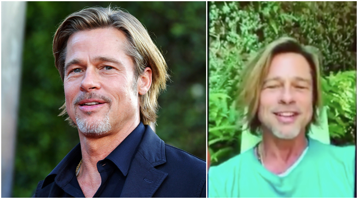 Brad Pitt Surprises Graduates From His Hometown's Missouri State University With a Special Inspirational Message! (Watch Video)