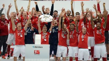 Bundesliga 2019–20 Points Table: Bayern Munich Rout Dusseldorf 5-0 to Widen Lead On Top of Team Standings