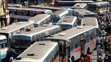 Haryana Government to Start Intrastate Roadways Bus Services from Friday Amid Lockdown