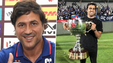 Bengaluru FC Head Coach Carles Cuadrat and Owner Parth Jindal, Share Contrasting Opinions On '3+1' Foreigners Rule in ISL