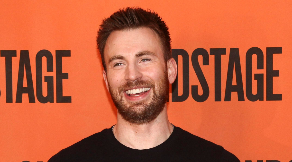 Chris Evans Reveals the 'Furry' Reason Why He Joined Instagram and It's the Cutest!