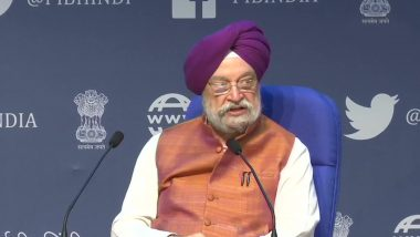India in Negotiation With 13 More Countries to Strengthen Vande Bharat Mission, Air Bubbles Proposed With Neighbouring Countries, Says Hardeep Singh Puri