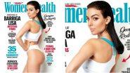 Cristiano Ronaldo's Sexy Girlfriend Georgina Rodríguez Shows Off Toned Butt on Women's Health Magazine Cover (View Pic)