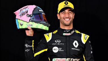 F1: Daniel Ricciardo Joins McLaren From Renault As Carlos Sainz's Replacement for 2021