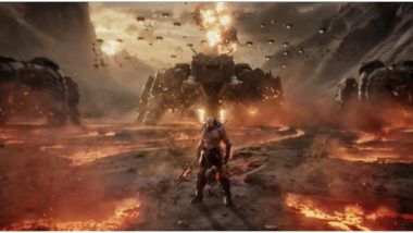 Justice League: Zack Snyder Shares First Terrifying Look of Darkseid From Snyder Cut That Will Release On HBO Max (View Pic)
