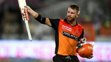 IPL 2020 Update: David Warner 'Very Sure' of Participating in Indian Premier League if It Gets Replaced by ICC T20 World Cup