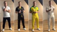 David Warner in Different Avatars: Australian Batsman Chooses His Favourite Cricket Format in This Latest TikTok Video