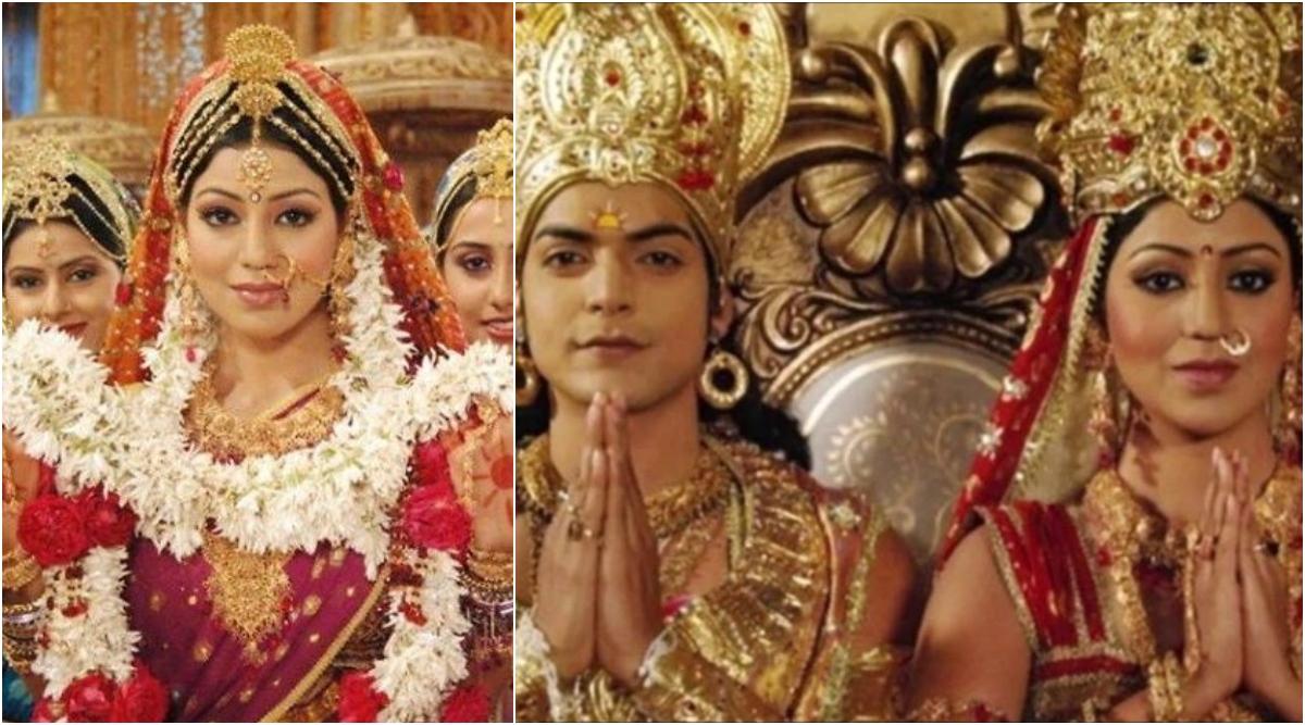 Anand Sagar's Ramayan: Debina Bonnerjee Recalls How Shooting For 'Sita's Swayamvar' Was An Extremely Challenging Scene
