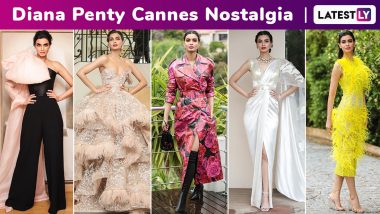 Diana Penty Cannes Nostalgia: A Debut Saddled With High-Octane Couture Glamour, Alluring Beauty and Gorgeousness Galore!