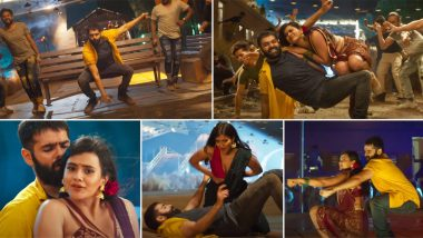 Red Song Dhinchak Teaser: Ram Pothineni's Power-Packed Dance Moves in This Massy Number Are a Perfect Treat For Fans On His Birthday! (Watch Video)