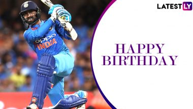 Dinesh Karthik Birthday Special: Nidahas Final Heroics and Other Memorable Performances by the Indian Wicket-Keeper Batsman