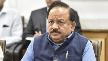 COVID-19 Vaccine Update: Health Minister Harsh Vardhan Says 'Corona Vaccine Will Be Available by Early Next Year'
