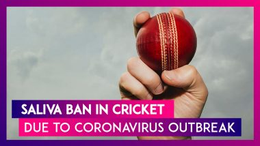 COVID-19 Impact On Cricket: Temporary Ban On Using Saliva To Swing Balls