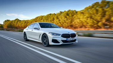 BMW Launches 8 Series Gran Coupe and M8 Coupe at Rs 1.3 Crore & Rs 2.15 Crore