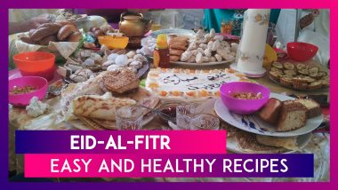Eid-Al-Fitr 2020: Wish Eid Mubarak With These Easy, Healthy And No-Fuss Recipes