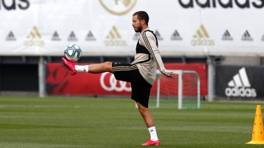 Eden Hazard Injury Update: Real Madrid Star in Doubt for Huesca Clash After Missing Training