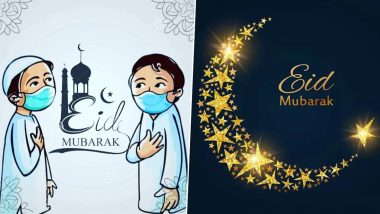 Eid Mubarak 2020 Wishes and Ramadan Kareem Images Take Over Twitter