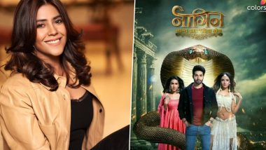 Ekta Kapoor Confirms Naagin 5, Says 'Naagin 4 Will End With A 4 Episode Fantastic Finale And We Will Immediately Get Into Naagin 5' (Watch Video)