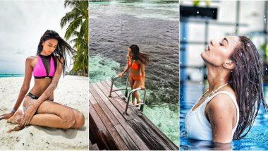 Erica Fernandes Hot Bikini Photos: 5 Stunning Snaps of Gorgeous TV Actress That Scream Summer!