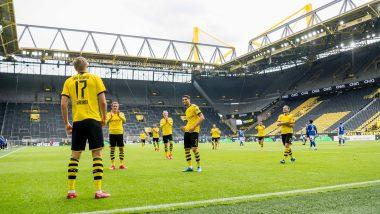 Erling Haaland Scores a Brace, Leads Borussia Dortmund to 5-2 Win Against Eintracht Frankfurt in Bundesliga 2021-22 Match