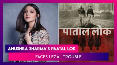 Paatal Lok Faces Political Heat As BJP Leader Files Case Against Anushka Sharma For Using His Image