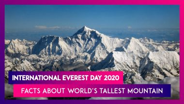 International Everest Day 2020: 13 Facts About The World's Highest Peak – Mount Everest