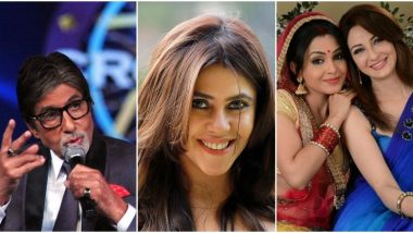 Kaun Banega Crorepati, Ekta Kapoor Shows, Bhabhiji Ghar Par Hai; Television Shows Can Commence From June End If Producers Adhere To FWICE Guidelines (View List Below)