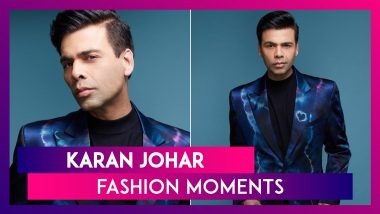 Karan Johar Birthday Special: The ABCs of His Flamboyant Avalanche of a Fashion Arsenal!