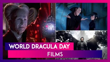 World Dracula Day 2020: 5 Films That Featured The Gothic Character