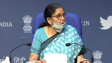 PM eVIDYa Programme, Increased Health Spending: FM Nirmala Sitharaman Makes Major Announcements in Education and Health Sectors in Final Tranche of Aatmanirbhar Bharat Economic Package