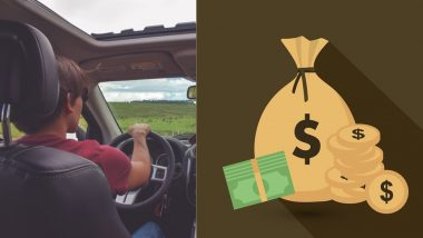 Virginia Family Finds Bags With Nearly 1 Million US Dollars in Cash in the Middle of Road During Drive, Informs Police!