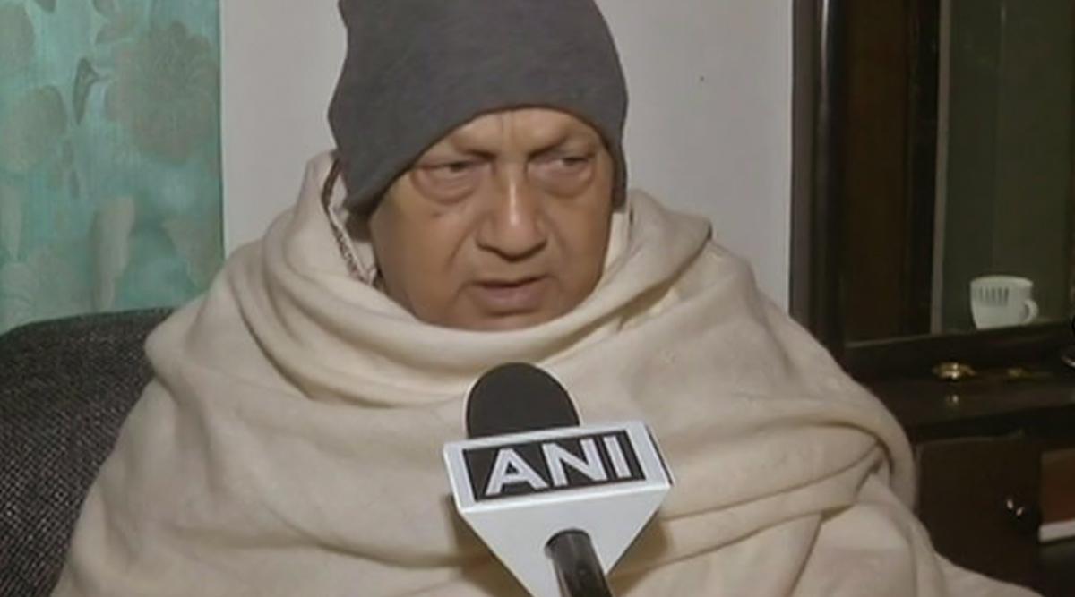 Naipal Singh, Former Uttar Pradesh Chief Minister And BJP Leader, Dies