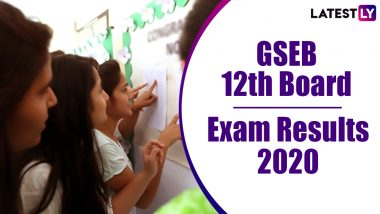 GSEB 12th Science Board Exam Result 2020 Declared: How to Check Gujarat Board HSC Class 12 Scores Online at gseb.org