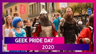 Geek Pride Day 2020: Know About the Observance That Promotes Geek Culture