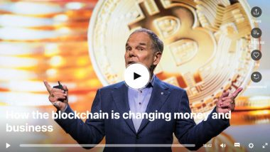 How Entrepreneurs Can Make Use of Blockchain Technology to Advance the Future Economy By Geoffrey Weli -Wosu
