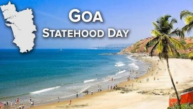 Goa Statehood Day 2020 Wishes & HD Images: Netizens Extend Greetings to All Goans on This Significant Day