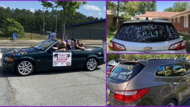 Car Decoration Ideas for Graduation Parades: Here's How ...