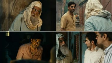 Gulabo Sitabo Full Movie in HD Leaked on TamilRockers & Telegram for Free Download & Watch Online; Amitabh Bachchan – Ayushmann Khurrana's Film Becomes Victim of Online Piracy?