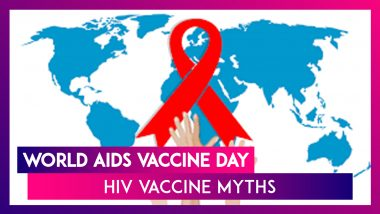 Top Myths And Facts About HIV Vaccine: World AIDS Vaccine Day 2020