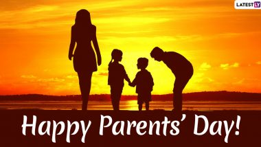 Parents' Day 2020 Wishes And HD Images: Twitterati Greets Their Mother And Father With Beautiful Messages And Quotes