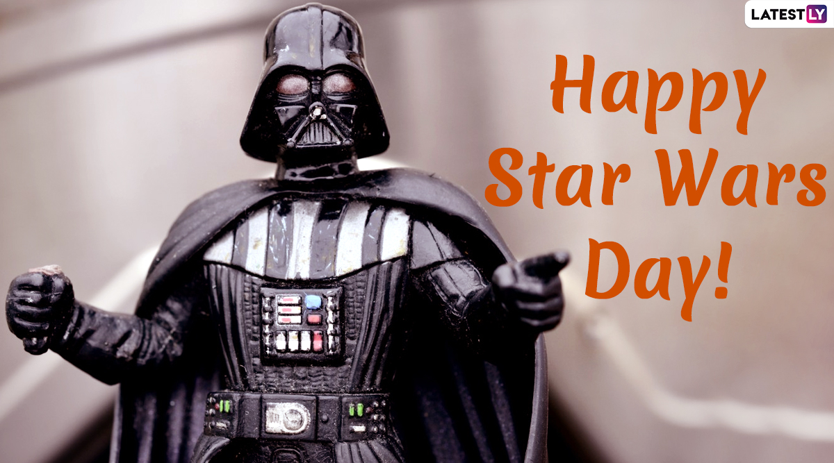 Happy Star Wars Day 2020 Images And Wallpapers For Free Download Messages Gifs Quotes And Wishes To Send All Film Franchise Fans On May The Fourth Latestly