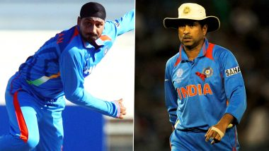 Harbhajan Singh Lashes Out At ICC Over Rules in Modern-Day Cricket, Sachin Tendulkar Also Supports (View Tweets)