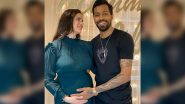 Hardik Pandya and Natasa Stankovic Announce Pregnancy: Virat Kohli, Ravi Shastri Lead Indian Cricket Fraternity in Wishing the Couple